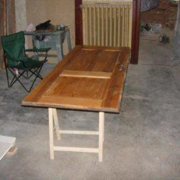 aufarbeitung der holz rahmen wohnung12 - Alte Holztüren entlacken/restaurieren