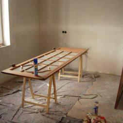 aufarbeitung der holz rahmen wohnung13 1 - Alte Holztüren entlacken/restaurieren