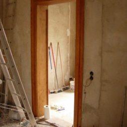 aufarbeitung der holz rahmen wohnung14 - Alte Holztüren entlacken/restaurieren