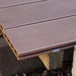 wpc terrasse 02201425 - Aufbringen der WPC Terrassendielen