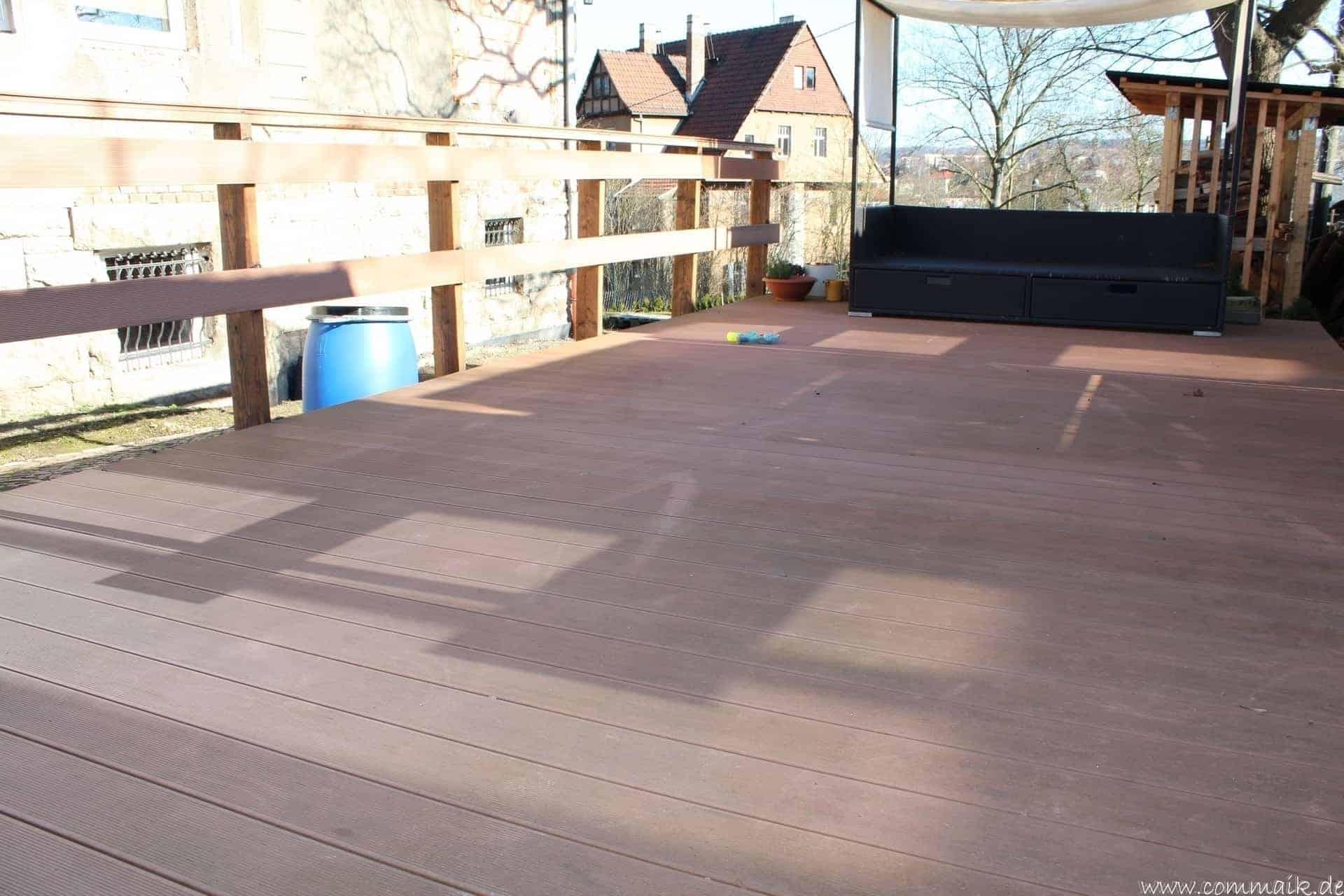 Wpc Terrasse Bauen version 2013 wpc terrasse bauen