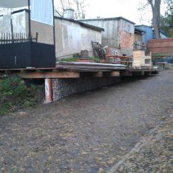 wpc terrassenbau 103 - Aufbringen der WPC Terrassendielen