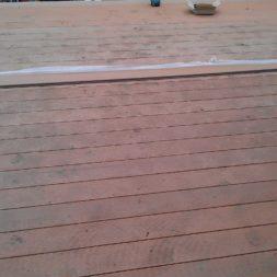 wpc terrassenbau 98 - Aufbringen der WPC Terrassendielen