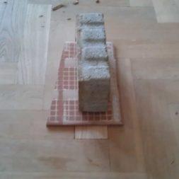 echtholzparkett reparieren wohnung215 - Eichen Echtholz Parkett aufbereiten und kaputte Stäbe auswechseln