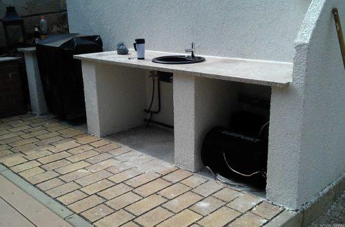 IMAG06761 - Unsere Gartenküche entsteht