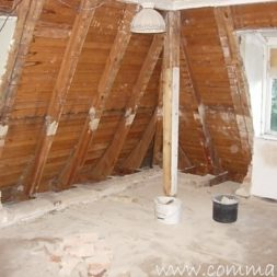 DSCN5063 - Bildergalerie – Küche im Obergeschoss