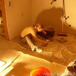 DSCN5434 - Bildergalerie – Küche im Obergeschoss