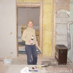 DSCN5498 - Bildergalerie – Wohnzimmer im Obergeschoss