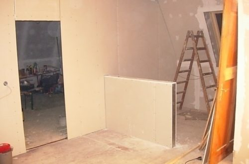 DSCN5743 - Bildergalerie - Flur im Obergeschoss
