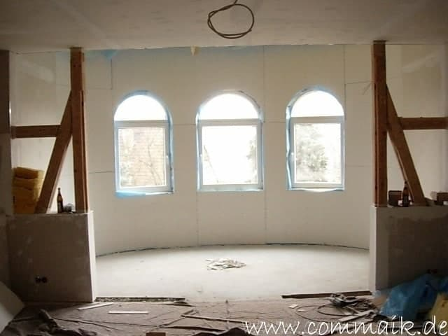 DSCN5803 - Bildergalerie – Wohnzimmer im Obergeschoss