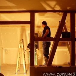DSCN5812 - Bildergalerie – Küche im Obergeschoss