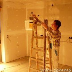 DSCN5813 - Bildergalerie – Küche im Obergeschoss