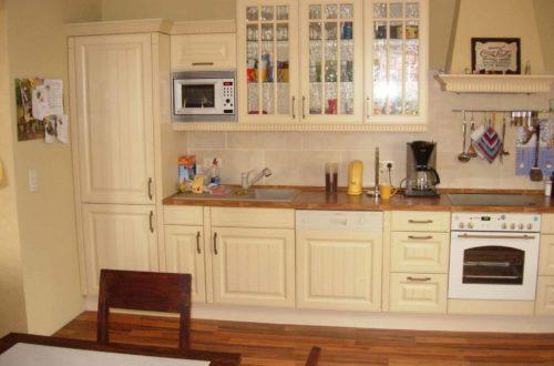 DSCN6707 - Bildergalerie – Küche im Obergeschoss