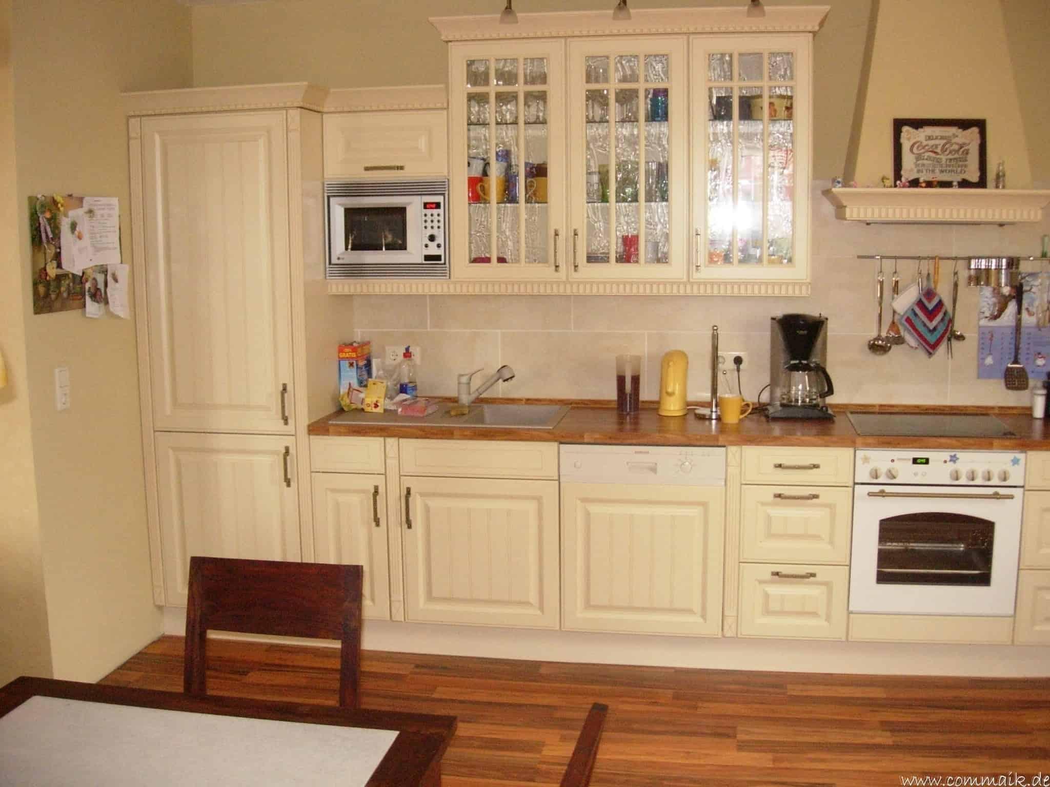 bildergalerie k che im obergeschoss. Black Bedroom Furniture Sets. Home Design Ideas