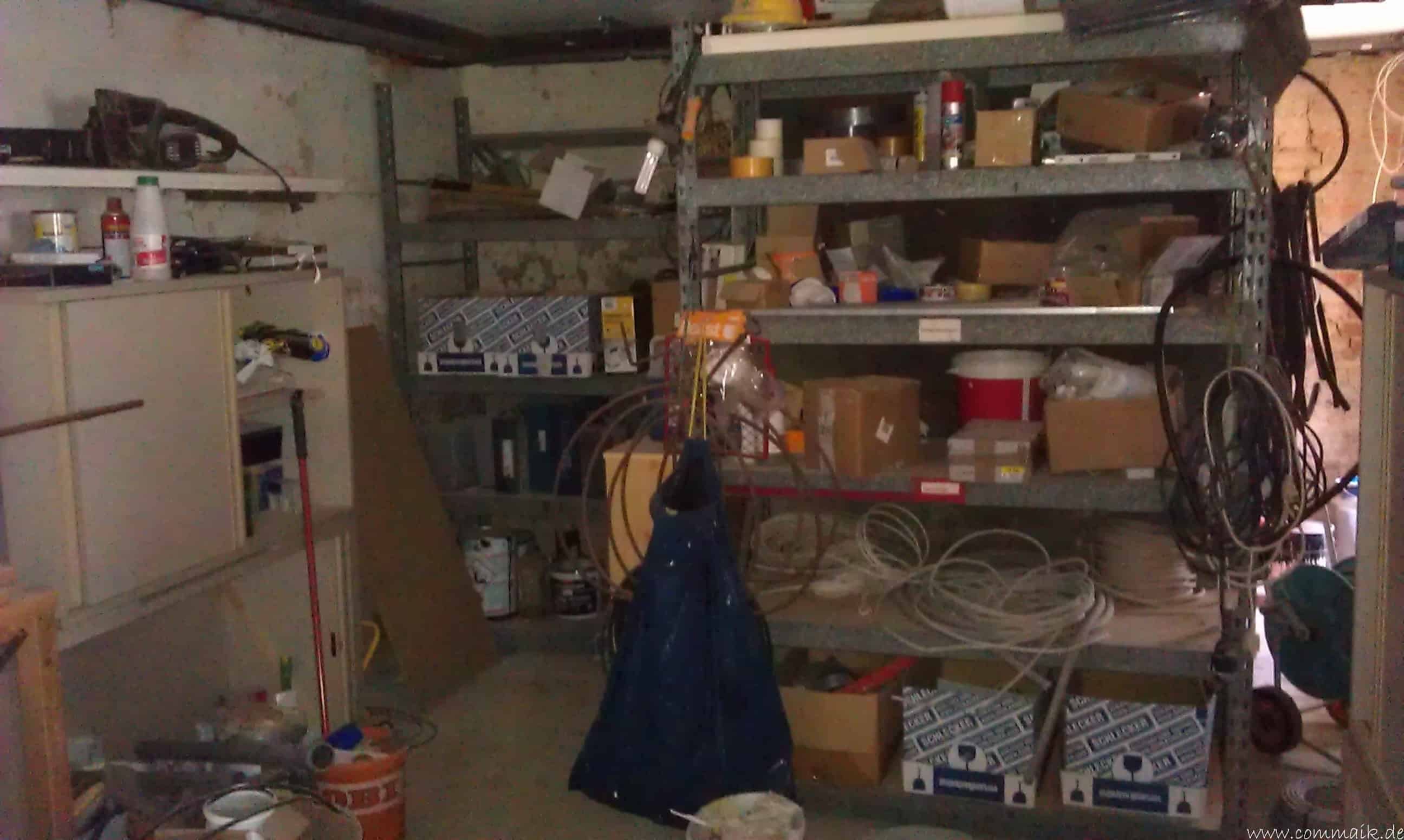 Hobbyraum Im Keller Einrichten – sehremini