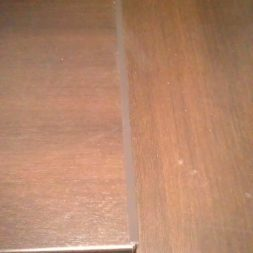 arbeitsplatte bartresen im keller8 - Partyraum im Keller - Die Bar bekommt eine Arbeitsplatte