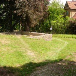 bau der gabionen terrasse 6 - Bildergalerie – Der Garten 3