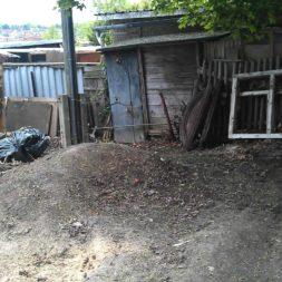 bau eines brennholzlagers 11 - Bildergalerie – Der Garten 3