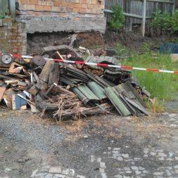 bau eines brennholzlagers 16 - Bildergalerie – Der Garten 3