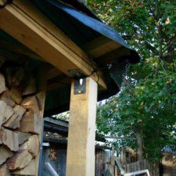 bau eines brennholzlagers 23 - Bildergalerie – Der Garten 1