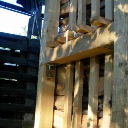 bau eines brennholzlagers 49 - Bildergalerie – Der Garten 2