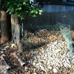 bau eines brennholzlagers 54 - Bildergalerie – Der Garten 3