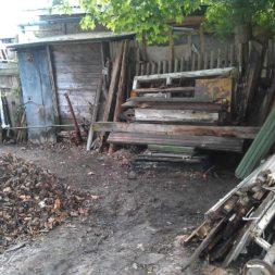 bau eines brennholzlagers 8 - Bildergalerie – Der Garten 3