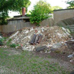 bauschutt im garten 1 - Bildergalerie – Der Garten 1