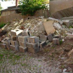 bauschutt im garten 13 - Bildergalerie – Der Garten 3
