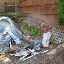 bauschutt im garten 5 - Bildergalerie – Der Garten 2