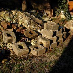 bauschutt im garten 8 - Bildergalerie – Der Garten 3