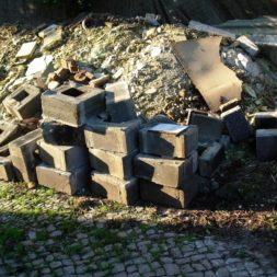 bauschutt im garten 9 - Bildergalerie – Der Garten 3