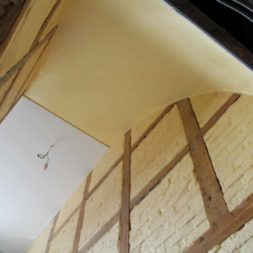 erste Aufnahmen EOS 018 - Bildergalerie – Foyer im Erdgeschoss