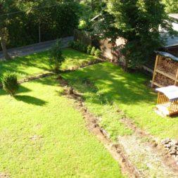 granitpflaster im garten 13 - Bildergalerie – Der Garten 1