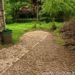granitpflaster im garten 9 - Bildergalerie – Der Garten 5