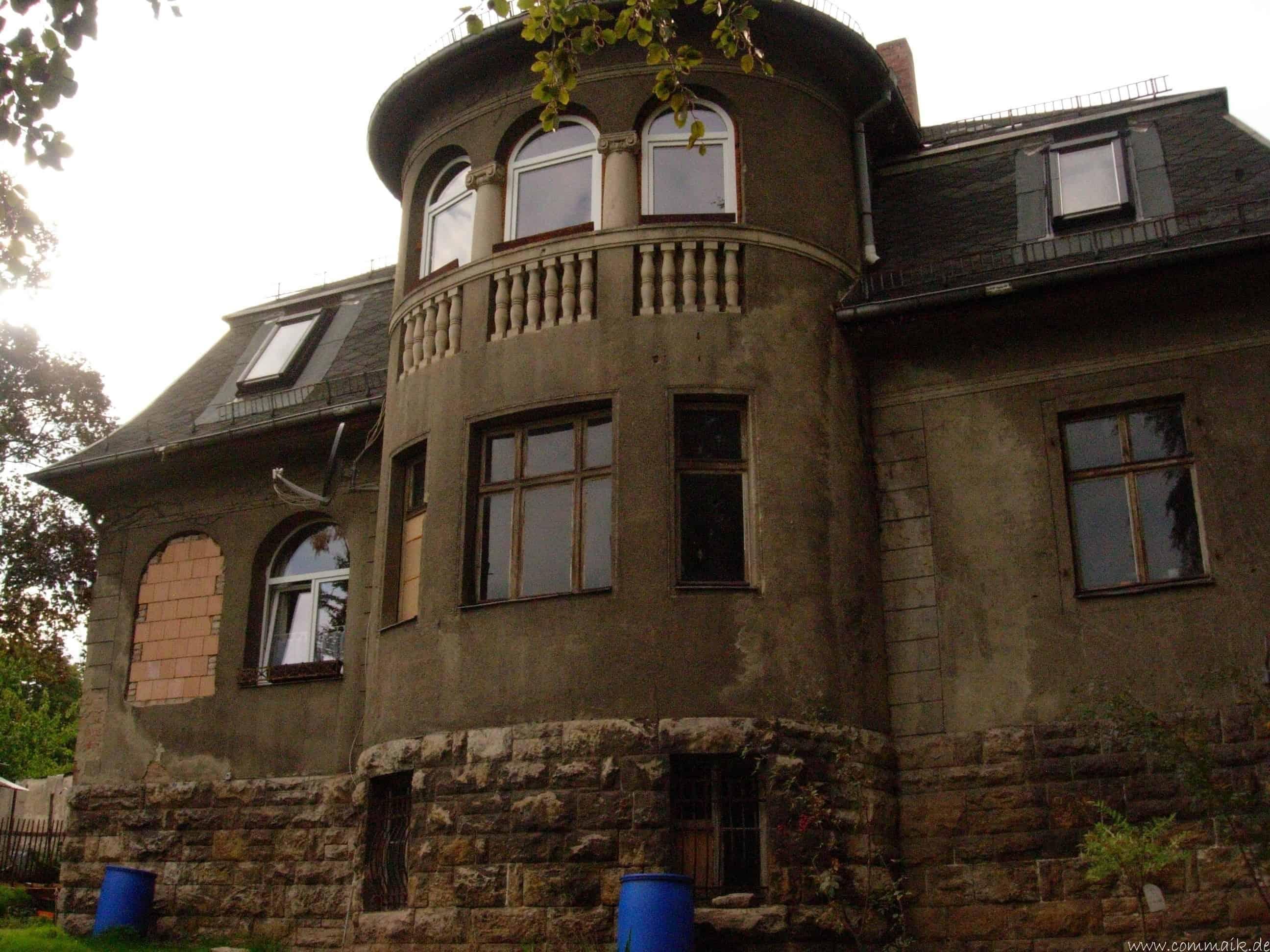 Jugendstil villa vom garten 8 commaik - Garten jugendstil ...