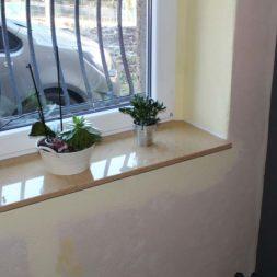 neues maklerbuero im keller3 - Vom Abstellkeller zum Maklerbüro - Fenstersturz auswechseln