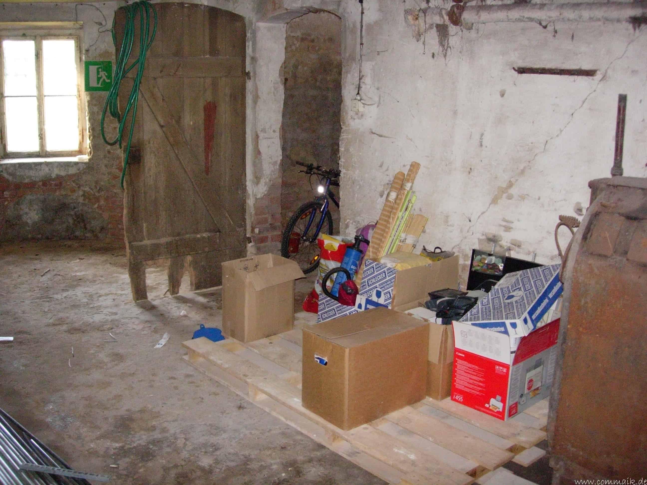Hervorragend Partyraum Im Keller
