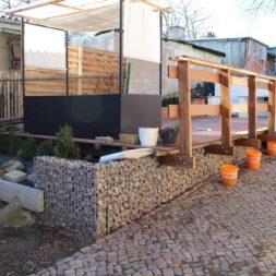 wpc terrasse 02201411 - Frühlingsimpressionen von unserer WPC-Terrasse