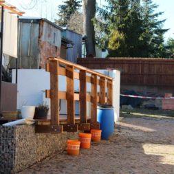 wpc terrasse 02201415 - Frühlingsimpressionen von unserer WPC-Terrasse