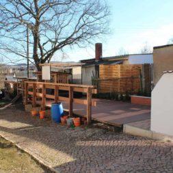 wpc terrasse 0220142 - Frühlingsimpressionen von unserer WPC-Terrasse