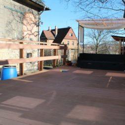 wpc terrasse 0220148 - Frühlingsimpressionen von unserer WPC-Terrasse
