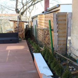 wpc terrasse 0220149 - Frühlingsimpressionen von unserer WPC-Terrasse
