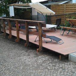 wpc terrassenbau 1051 - Bildergalerie – Der Garten 3