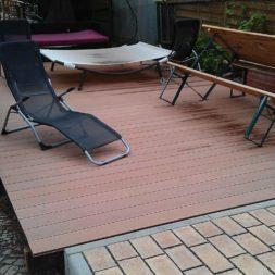 wpc terrassenbau 1061 - Bildergalerie – Der Garten 4