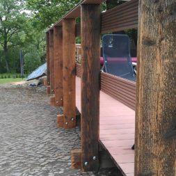 wpc terrassenbau 1091 - Bildergalerie – Der Garten 2