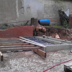 wpc terrassenbau 131 - Bildergalerie – Der Garten 1