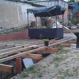 wpc terrassenbau 311 - Bildergalerie – Der Garten 1