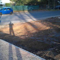 wpc terrassenbau 321 - Bildergalerie – Der Garten 1
