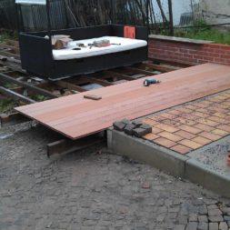 wpc terrassenbau 331 - Bildergalerie – Der Garten 4